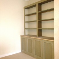 Alcove unit, Cassington