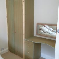 Bedroom wardrobe - Middleton Stoney