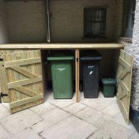 Boiler & bin store - Sutton Courtenay
