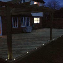 Decking & Pergola, Sutton Courtenay