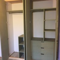 Double wardrobe - Abingdon