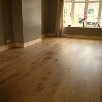 Engineered oak floor, Didcot