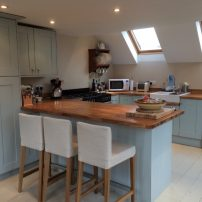 Fitted kitchen - Sutton Courtenay