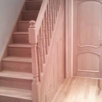 Oak Staircase, Southmoor