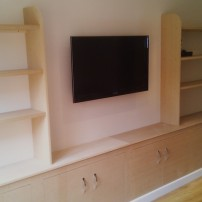 Tv room unit, Stoke Row
