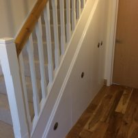 Under stair storage - Sutton Courtenay