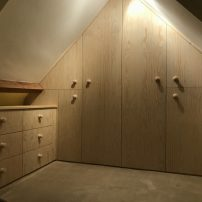 Pine wardrobe set - Freeland