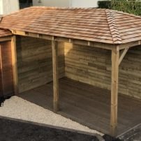 Garden shelter - Sutton Courtenay