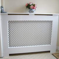 Abingdon Carpenter: Radiator Casing, Abingdon