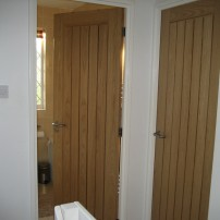 Abingdon Carpenter: Oxford Doors