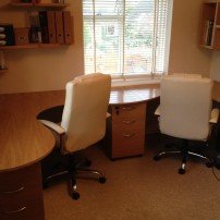 Home office Sutton Courtenay